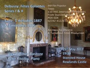 Debussy & Satie Recital
